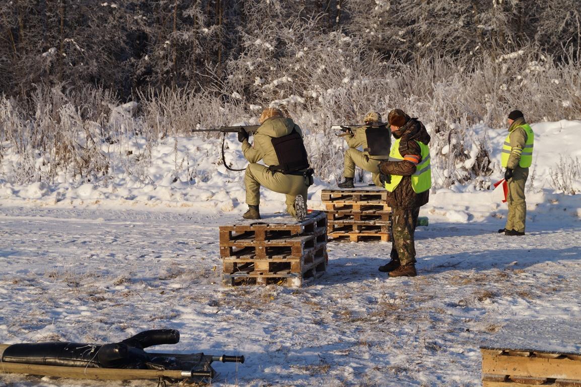 Первый Открытый Чемпионат по прикладной стрельбе из боевого оружия среди подразделений силовых и охранных структур Пермского края