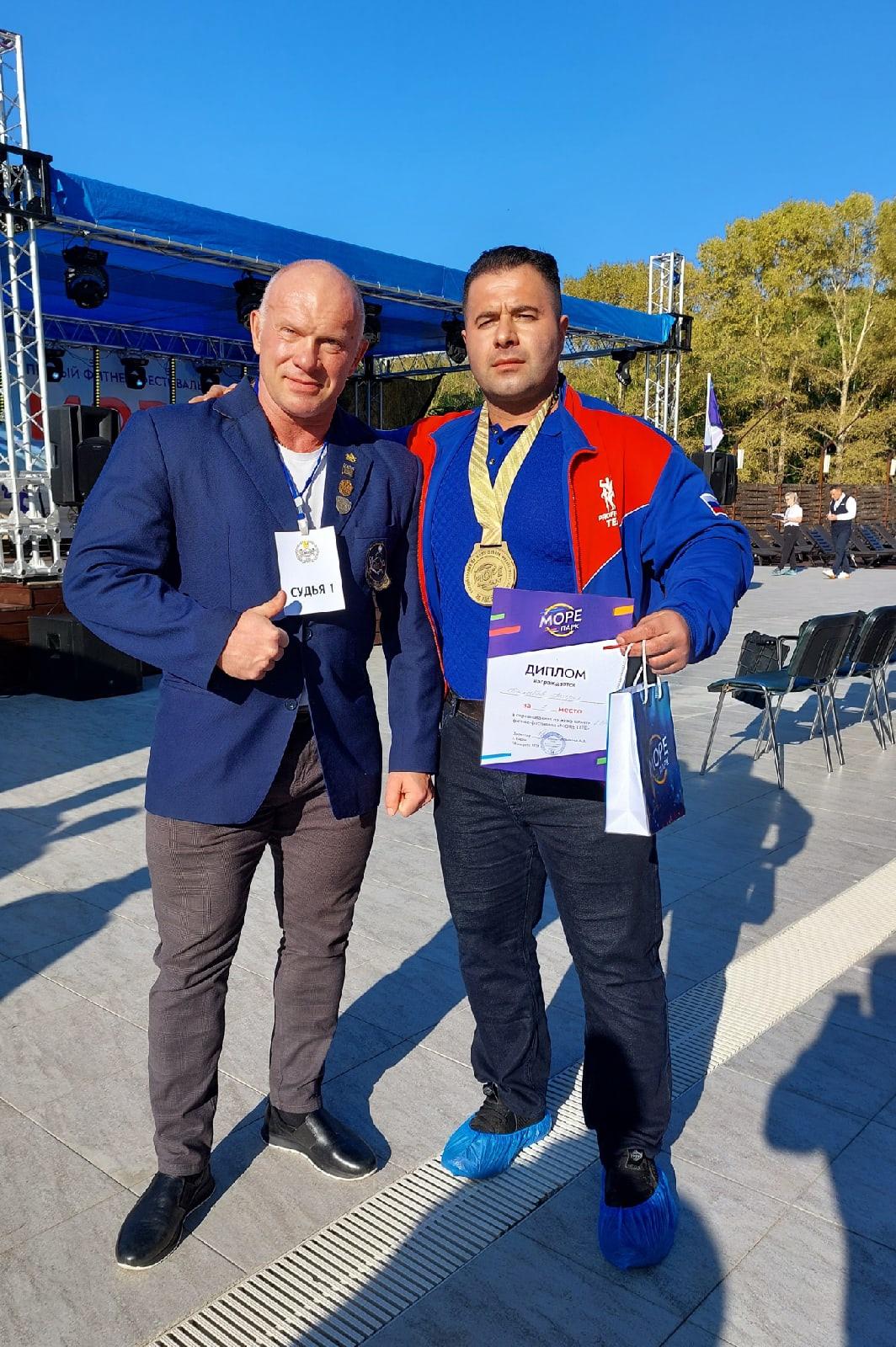 Первый фитнес фестиваль MORE LIFE г.Киров