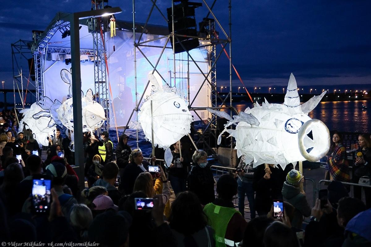 В Перми прошел большой фестиваль «День рождения рек»