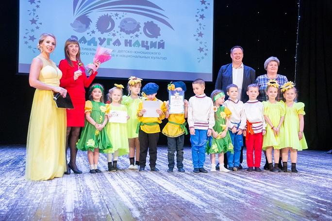 В Полазне состоялся фестиваль детско-юношеского народного творчества и национальных культур «Радуга наций»