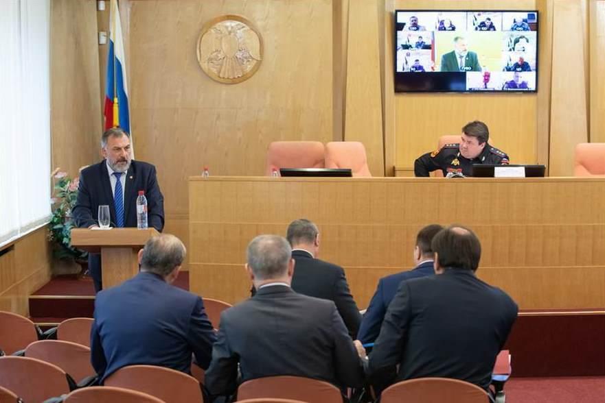 Координационный совет при Росгвардии по вопросам частной охранной деятельности
