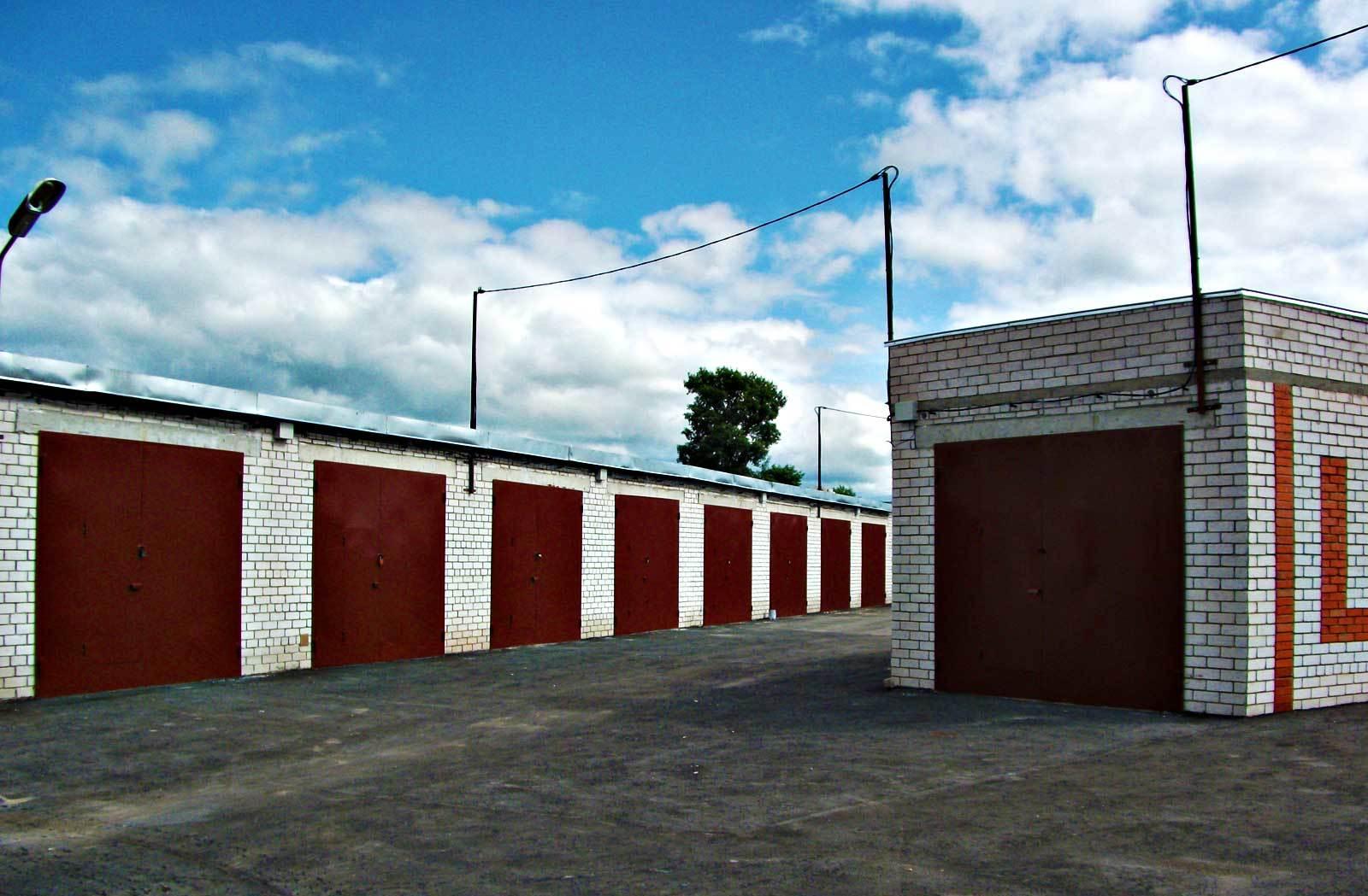 Охрана гаражного кооператива