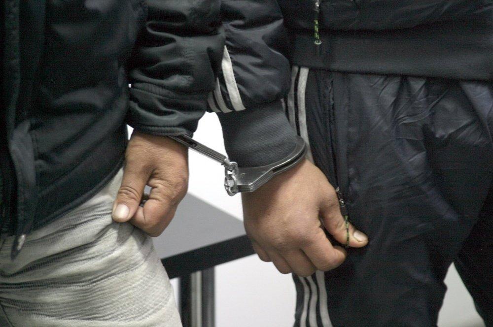 Злоумышленники задержаны и переданы полиции