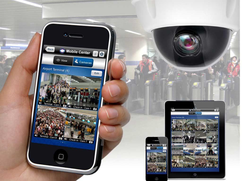 Управление системами видеомониторинга